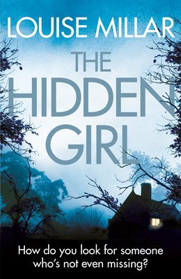 Book cover for The Hidden Girl
