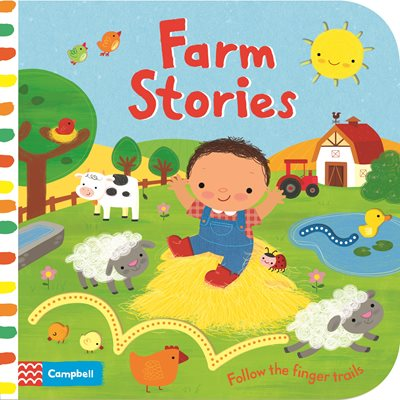 Book cover for Farm Stories