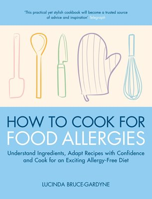 Book cover for How To Cook for Food Allergies