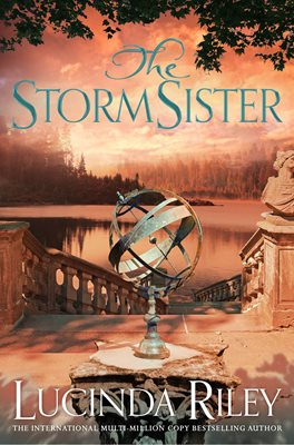 Book cover for The Storm Sister