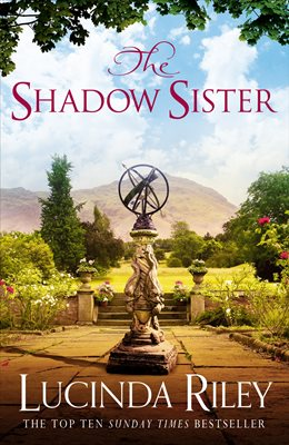 Book cover for The Shadow Sister