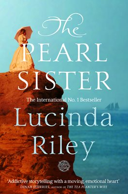 Book cover for The Pearl Sister
