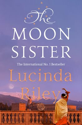 Book cover for The Moon Sister