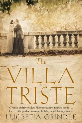 Book cover for The Villa Triste