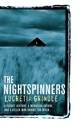Book cover for The Nightspinners