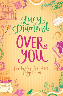 Book cover for Over You