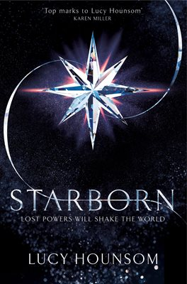 Book cover for Starborn