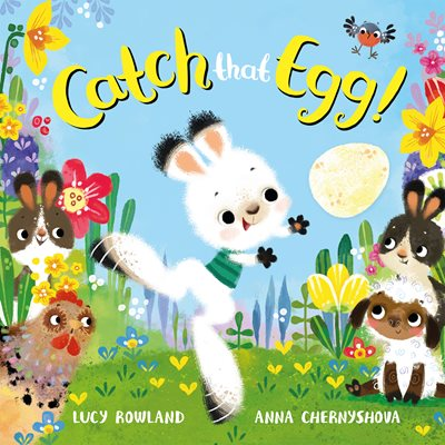 Book cover for Catch That Egg!