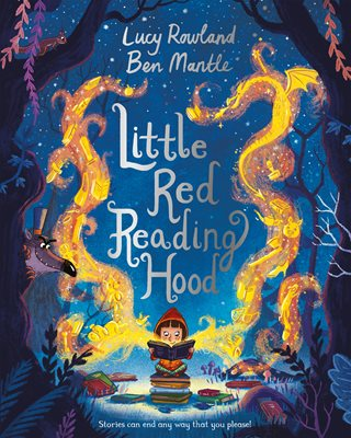 Book cover for Little Red Reading Hood