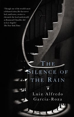 Book cover for The Silence of the Rain