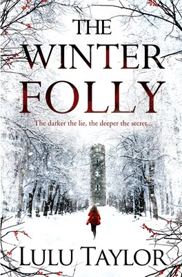Book cover for The Winter Folly