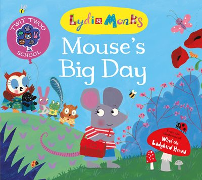 Book cover for Mouse's Big Day