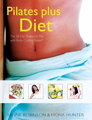 Book cover for Pilates Plus Diet