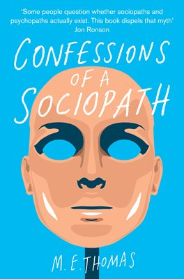 Book cover for Confessions of a Sociopath