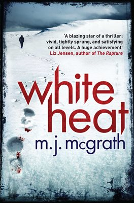 Book cover for White Heat