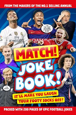Match! Joke Book