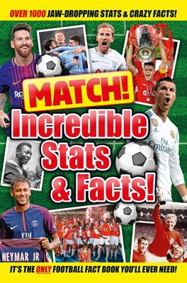 Book cover for Match! Incredible Stats and Facts