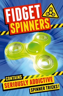 Book cover for Fidget Spinners