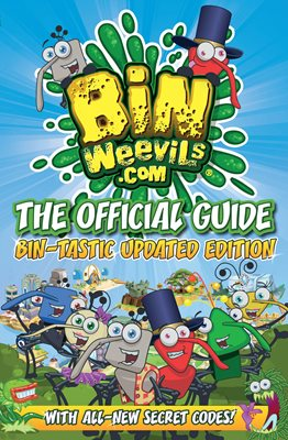 Book cover for Bin Weevils: The Official Guide - Bin...
