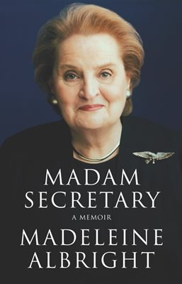 Book cover for Madam Secretary