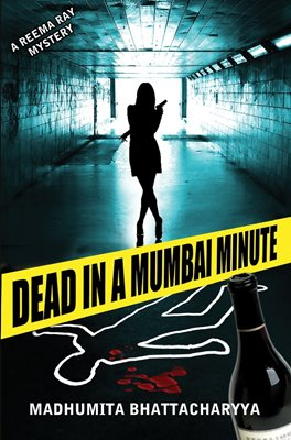 Book cover for Dead in a Mumbai Minute