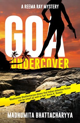 Book cover for Goa Undercover