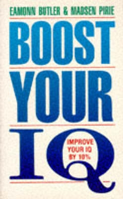 Book cover for Boost Your IQ