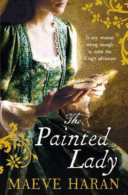 Book cover for The Painted Lady
