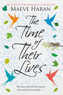 Book cover for The Time of their Lives