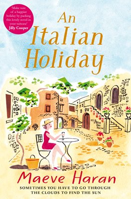 Book cover for An Italian Holiday