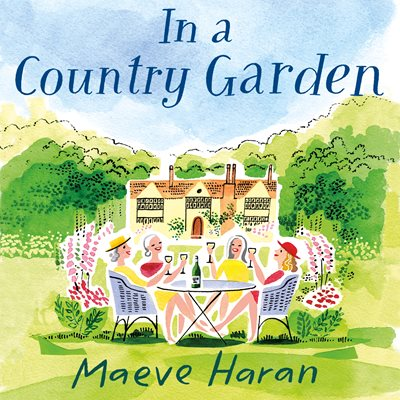 Book cover for In a Country Garden