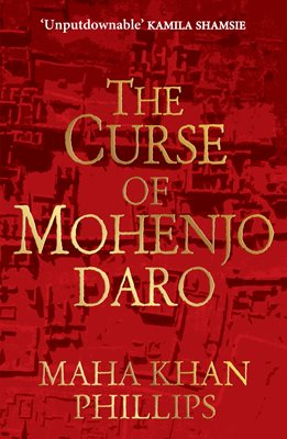 Book cover for The Curse of Mohenjodaro