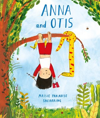Book cover for Anna and Otis