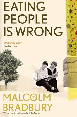Book cover for Eating People is Wrong