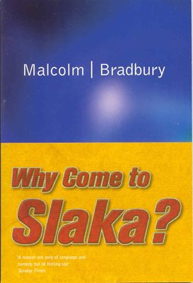 Book cover for Why Come to Slaka?