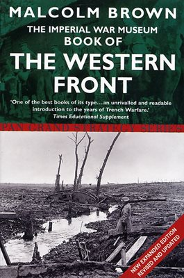 Book cover for The Imperial War Museum Book of the Western Front