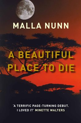 Book cover for A Beautiful Place to Die