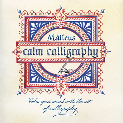 Book cover for Calm Calligraphy