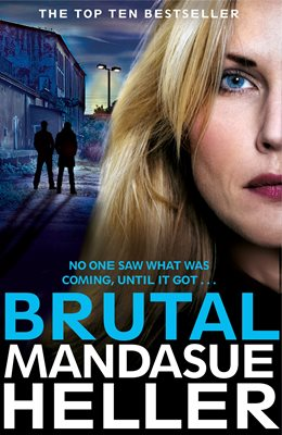 Book cover for Brutal