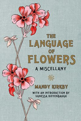 Book cover for The  Language of Flowers Gift Book