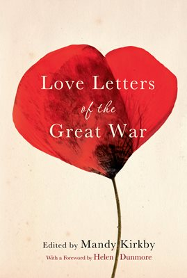 Book cover for Love Letters of the Great War