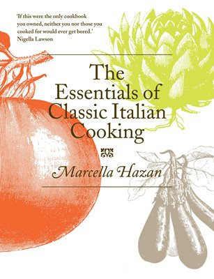 Book cover for The Essentials of Classic Italian Cooking