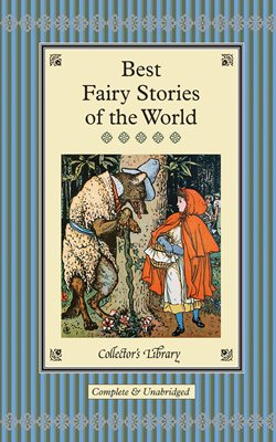 Book cover for Best Fairy Stories of the World