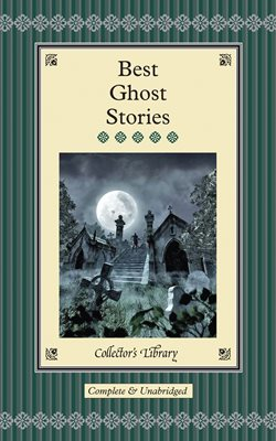 Book cover for Best Ghost Stories
