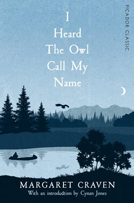 Book cover for I Heard the Owl Call My Name
