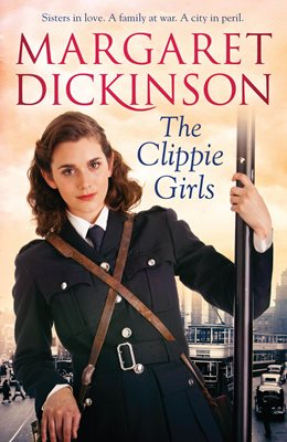 Book cover for The Clippie Girls