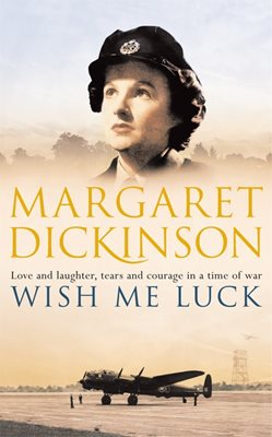 Book cover for Wish Me Luck