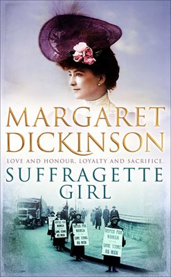Book cover for Suffragette Girl