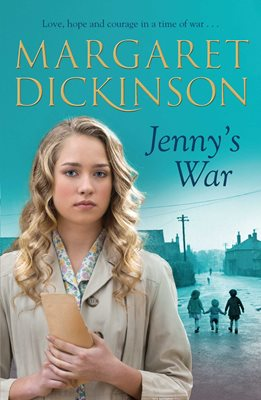 Book cover for Jenny's War