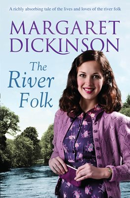 Book cover for The River Folk